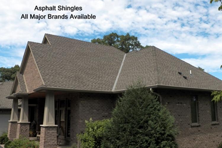 Asphalt Roofing Exterior Remodeling Twin Cities Metro Area